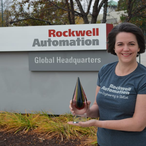 Rockwell Automation - Diversity & Inclusion Award - Rockwell Automation